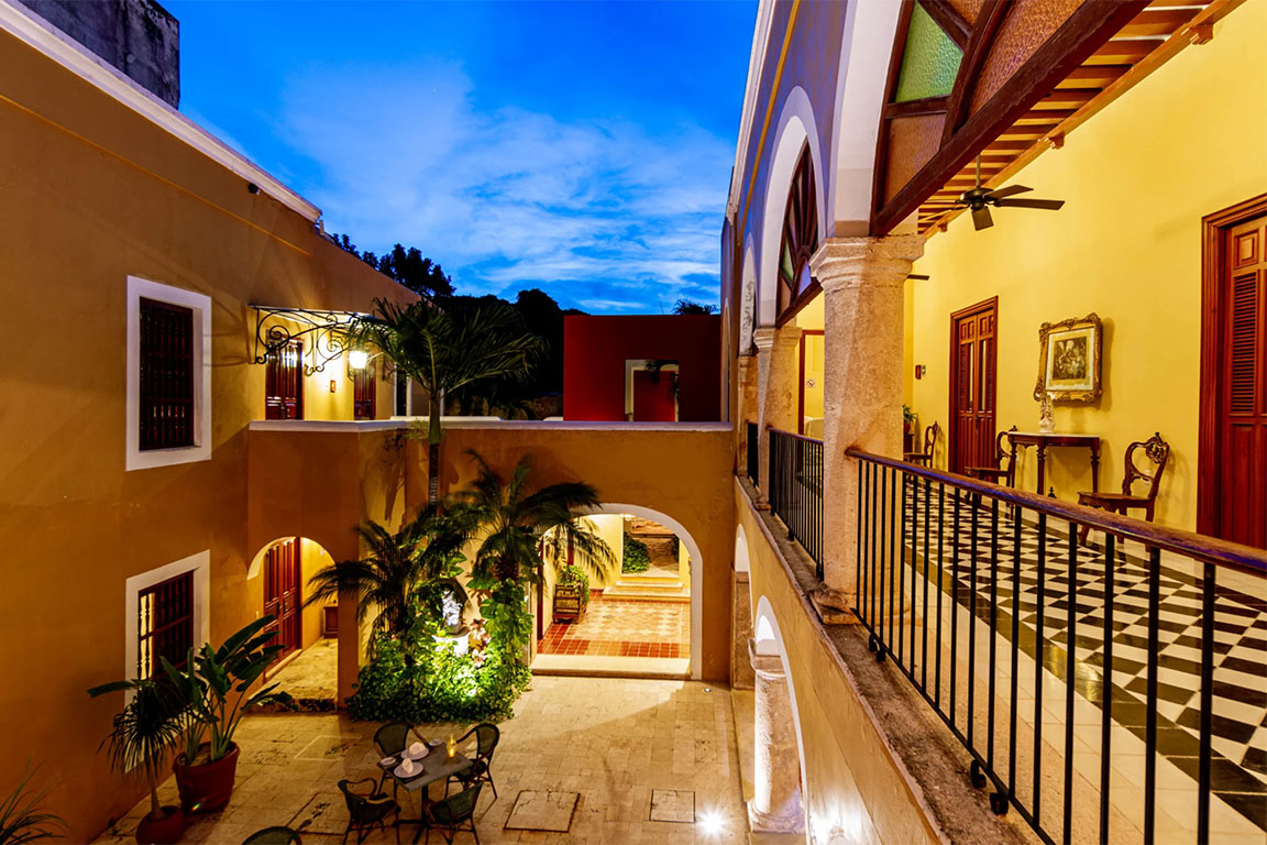 HOTEL BOUTIQUE<br/>CASA DON GUSTAVO