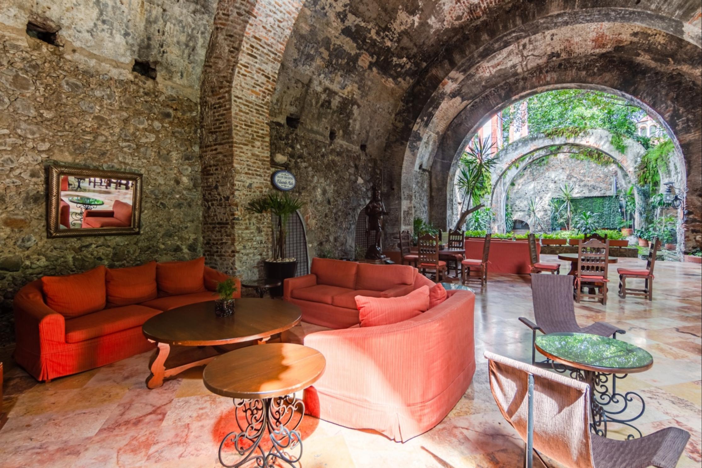 HOTEL & SPA HACIENDA<br /> DE CORTES