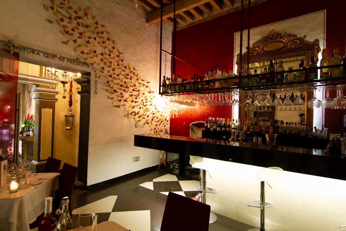 RESTAURANTE HOTEL <br />& SPA EL SUEÑO