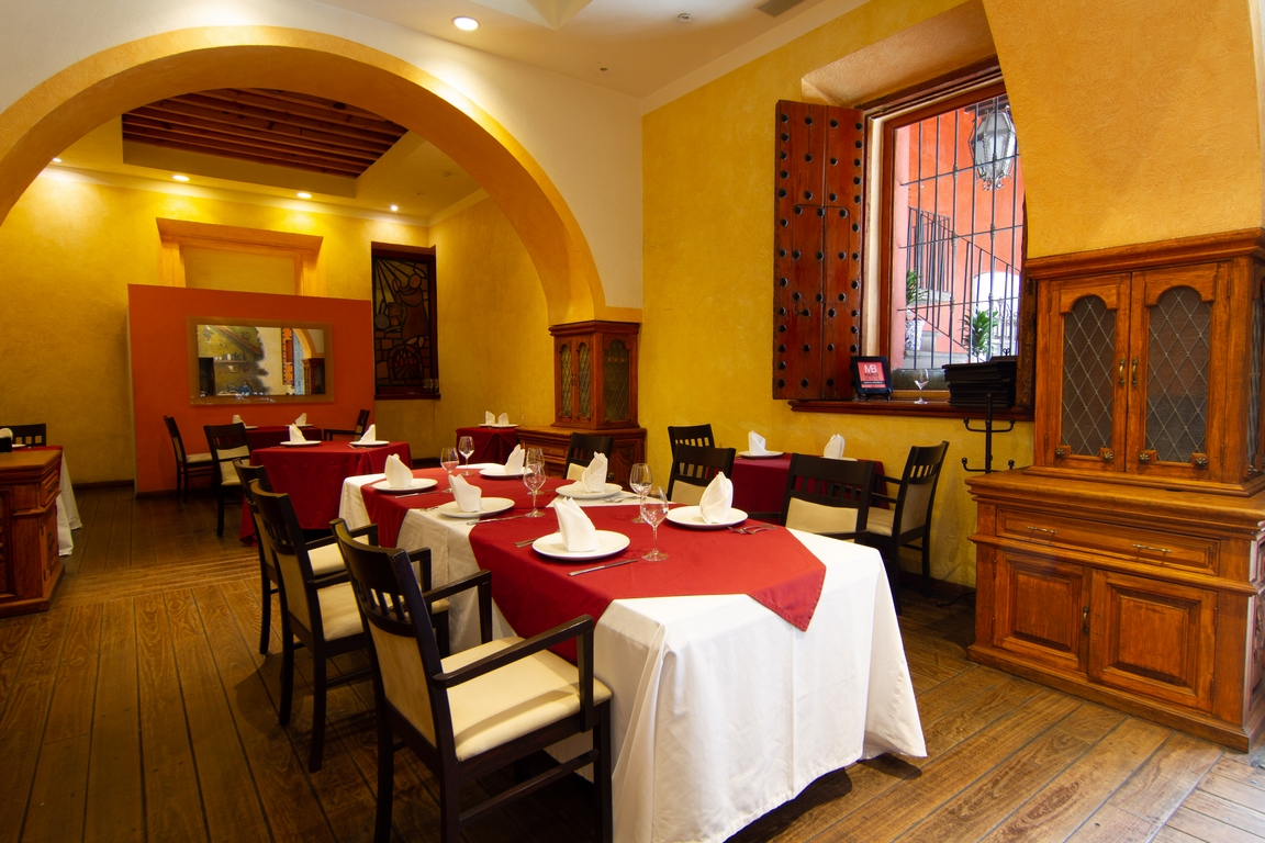 RESTAURANTE CASONA<br /> DE LA CHINA POBLANA