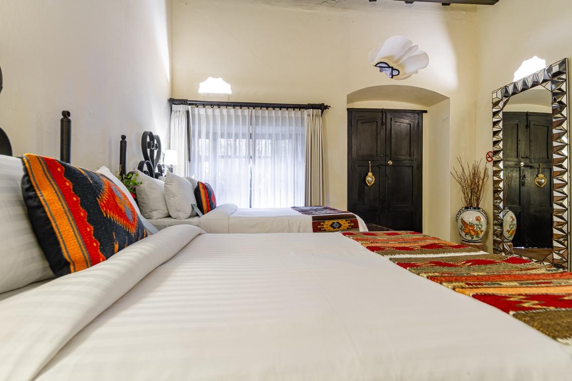 HACIENDA EL SANTUARIO <br/> HOTEL & SPA