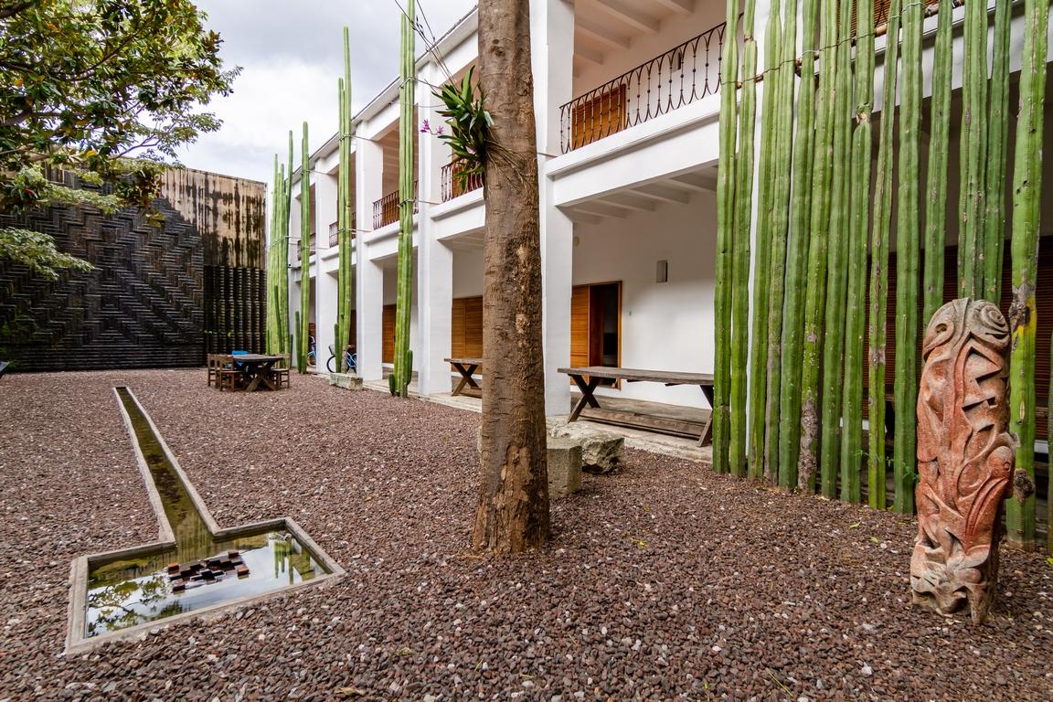 HOTEL + GALERIA AZUL<br /> DE OAXACA